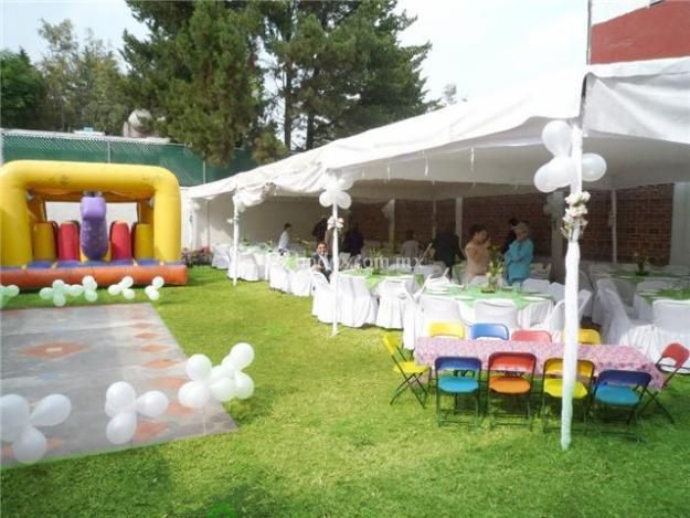 Santos jard n for Alma de agua jardin de eventos