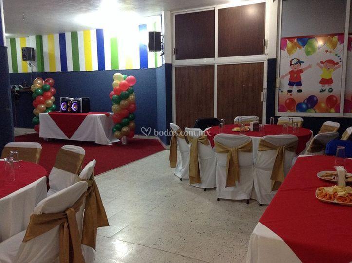 Salón de Fiestas Nachitos