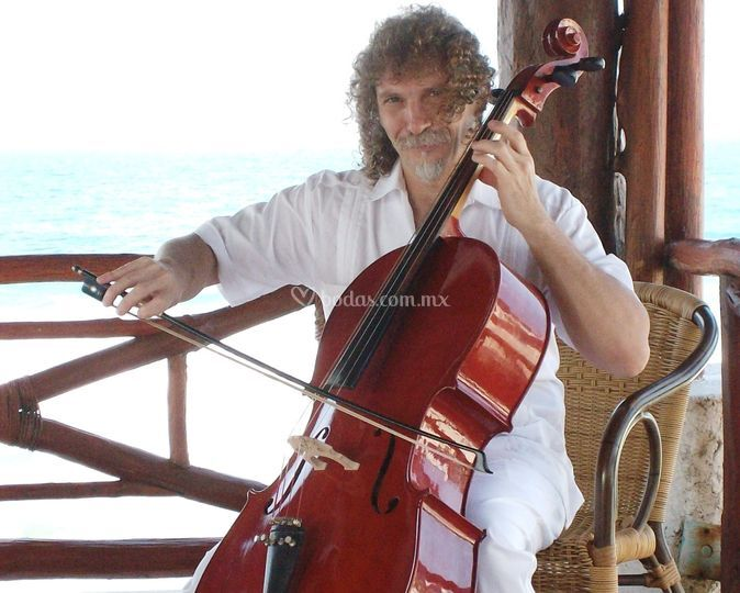 Jorge Coulin - cello