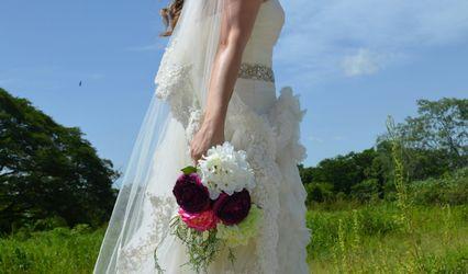 Jeune Mariée - Tocados de novia 1