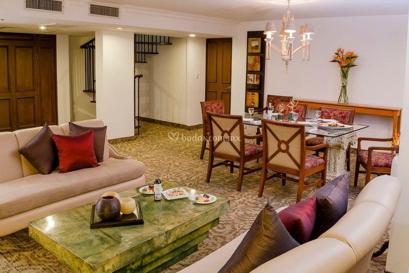 Sala Suite Presidencial