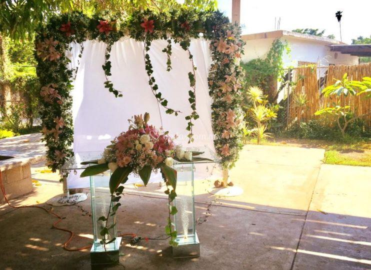 Lugar para su matrimonio