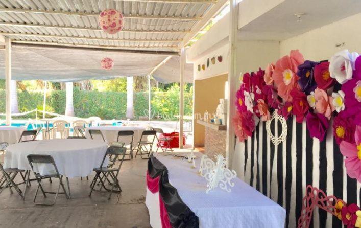 Salón De Eventos Albercas Marito's