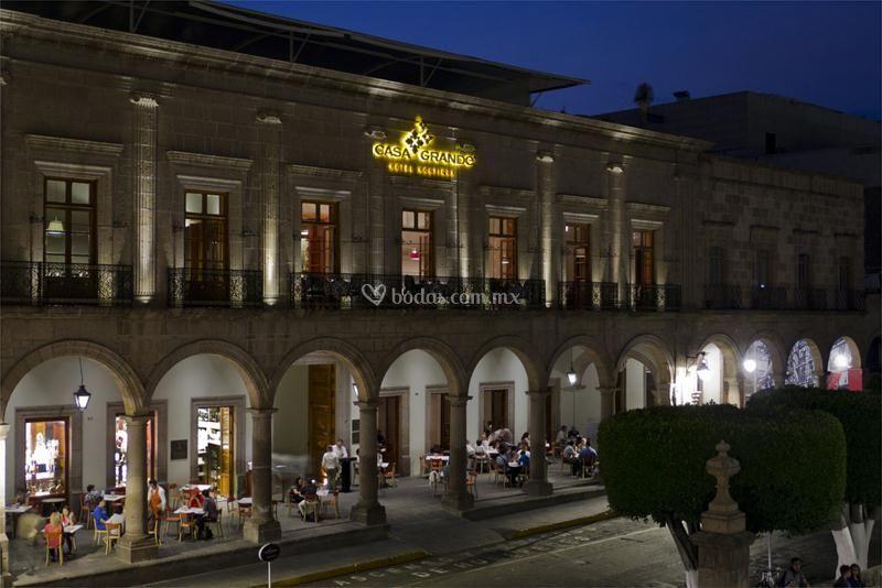 Casa Grande Hotel Boutique