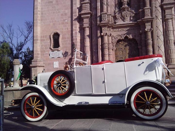 Buick 1922 convertible