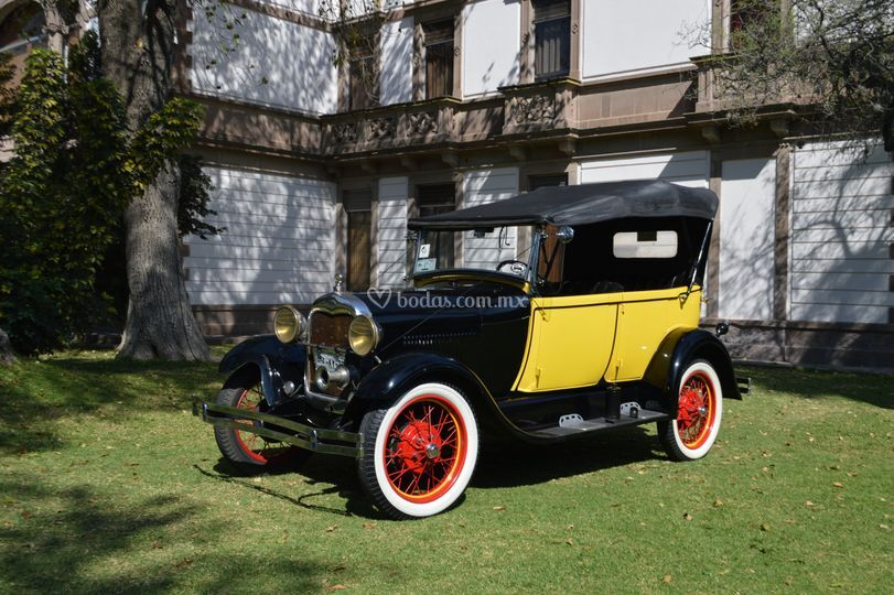 Ford phaeton 1928