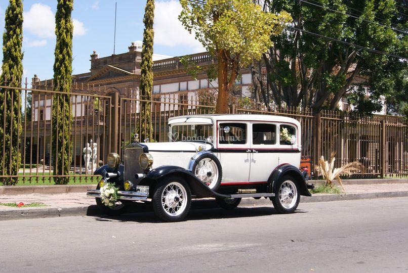 Plymouth 1926 berlinetta