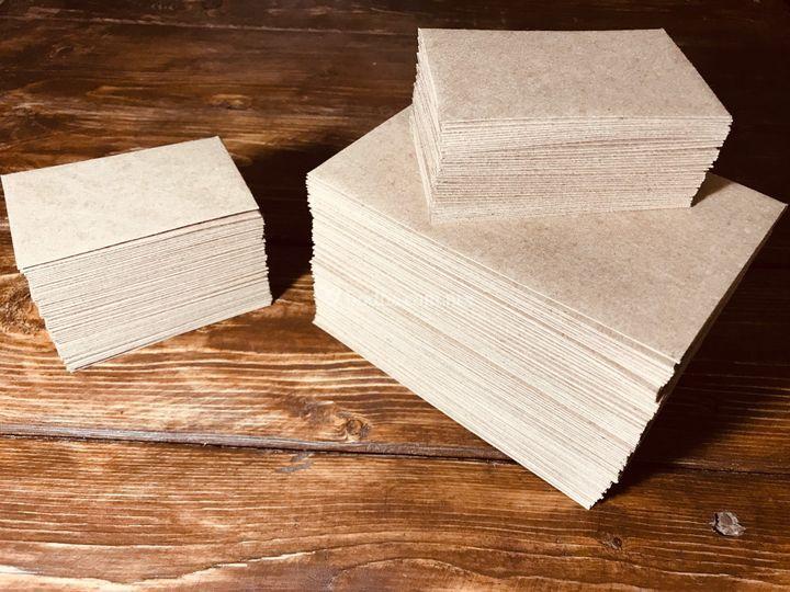 Venta de sobres en papel Kraft