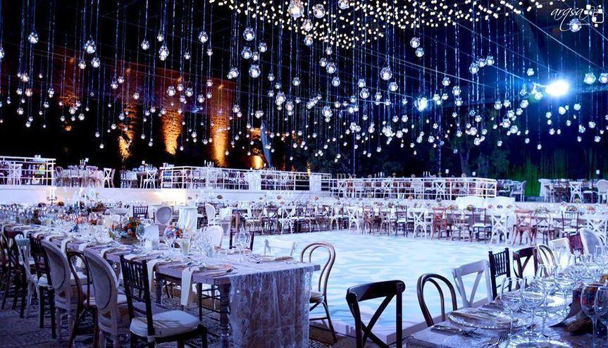 V&V  Planeación Wedding Mobiliario