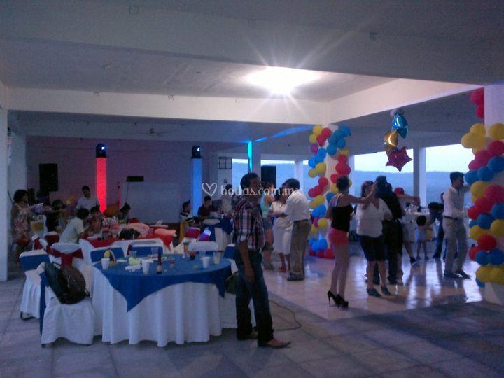 SP fiesta bautizos