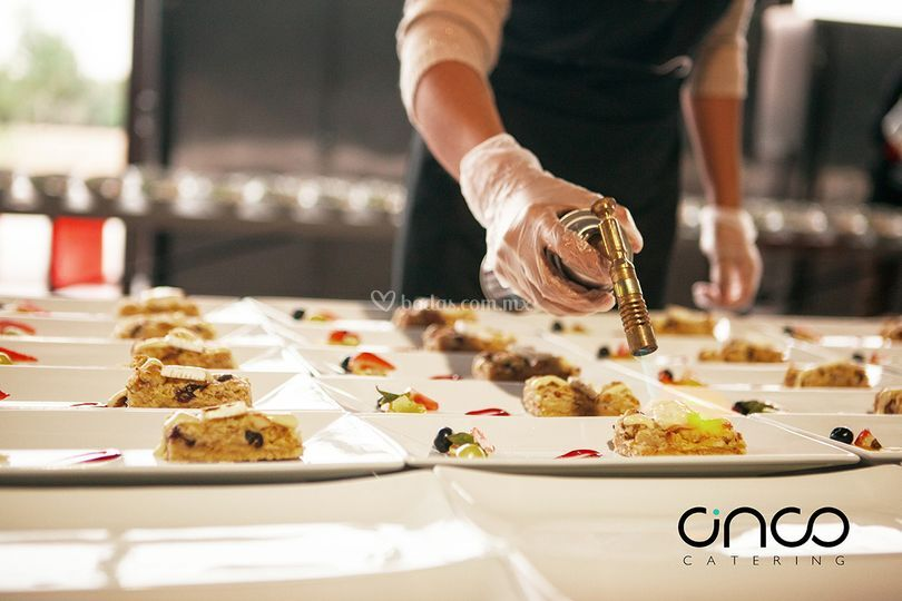 Platillos-cinco catering