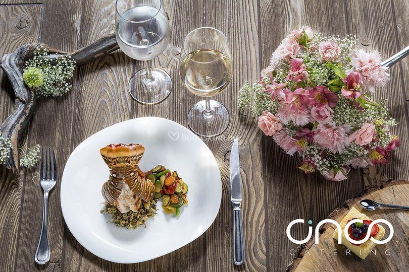 Platillos-cinco catering de Cinco Catering