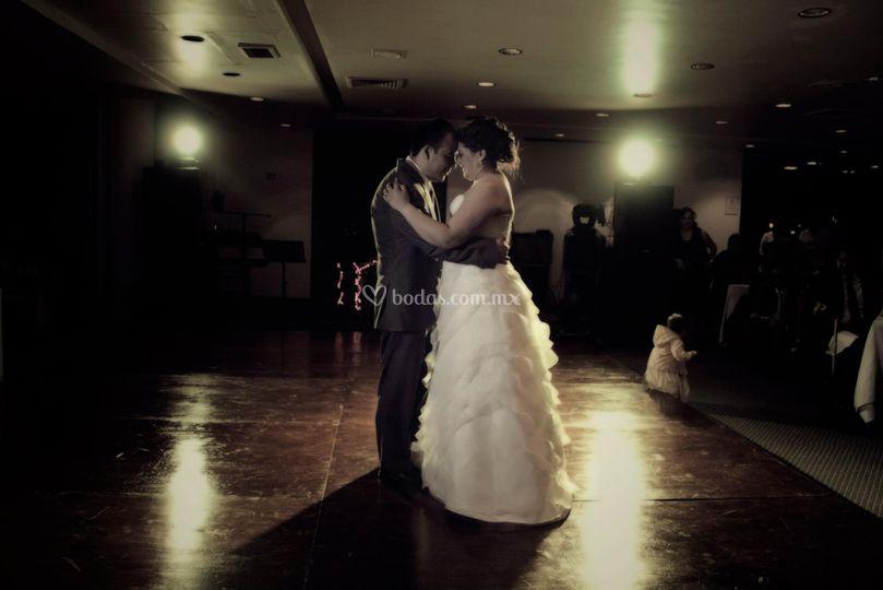 El baile de dos