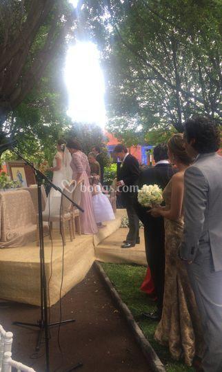 Una gran boda