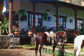 Hotel Hacienda Pátzcuaro
