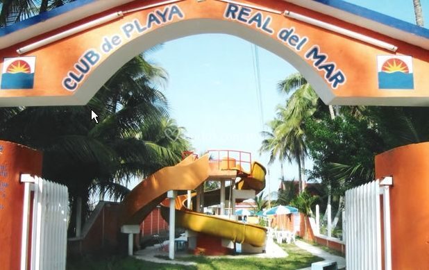 Club de playa del hotel