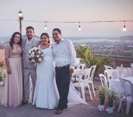 La boda que soñaron