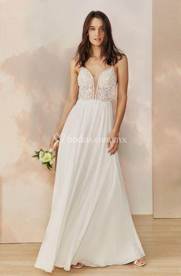 Spring-summer dress