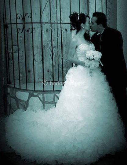 3675b10d6 Casa de la novia Pareja
