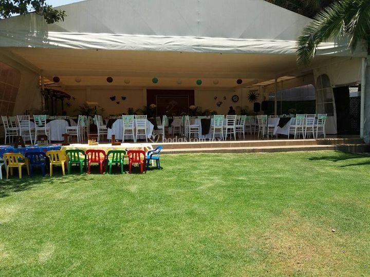 Jardín Santa Cruz