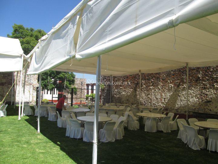 Evento en el municipio