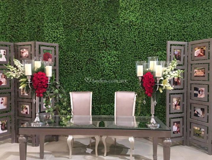 Lugar para tu matrimonio