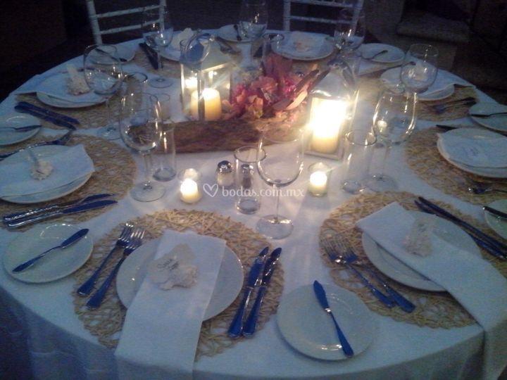 Equipo de banquete