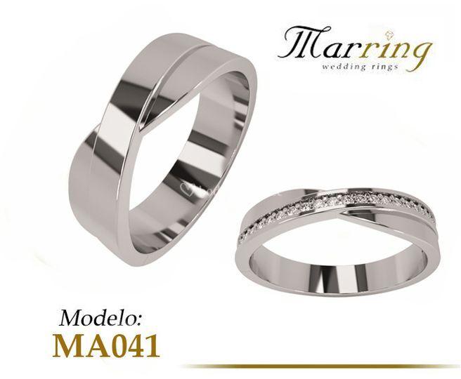 Marring Wedding Rings