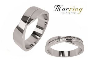 Marring Wedding Rings