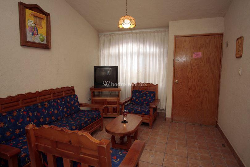 Sala de estar c/tv cable