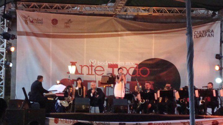 Big band grand concert