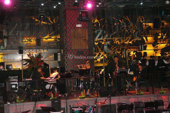 Noche de jazz en el ragga
