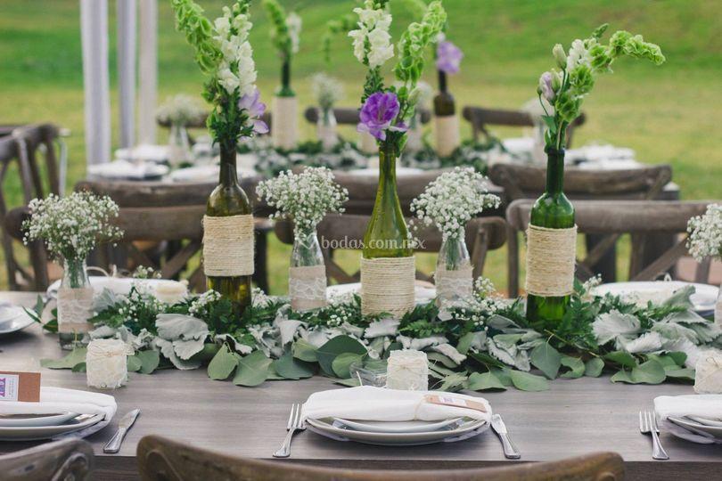 decoración boda de hotel el remanso | foto 16