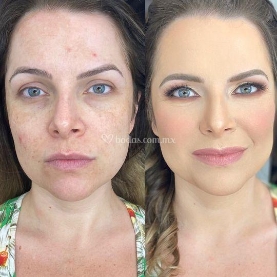 Maquillaje convencional