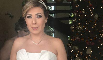 Fernanda Montealegre Makeup Artist 1