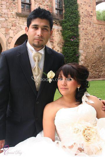 Sandra y Daniel