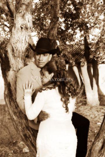 Adela y Miguel