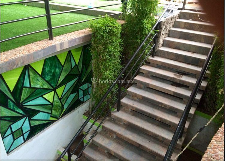 Instalaciones con buen gusto de jard n los pinos foto 1 for Capillas de velacion jardin de los pinos