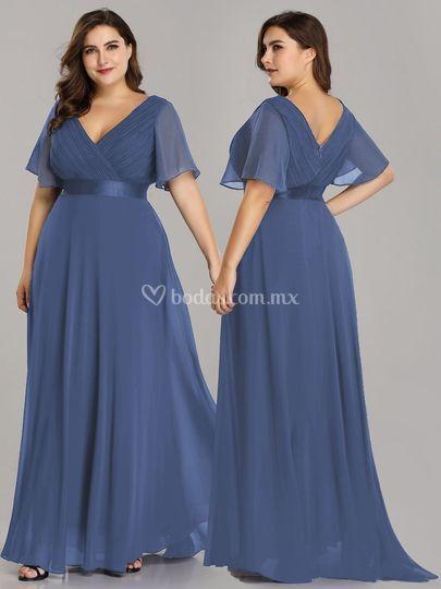 Vestido azul Denim