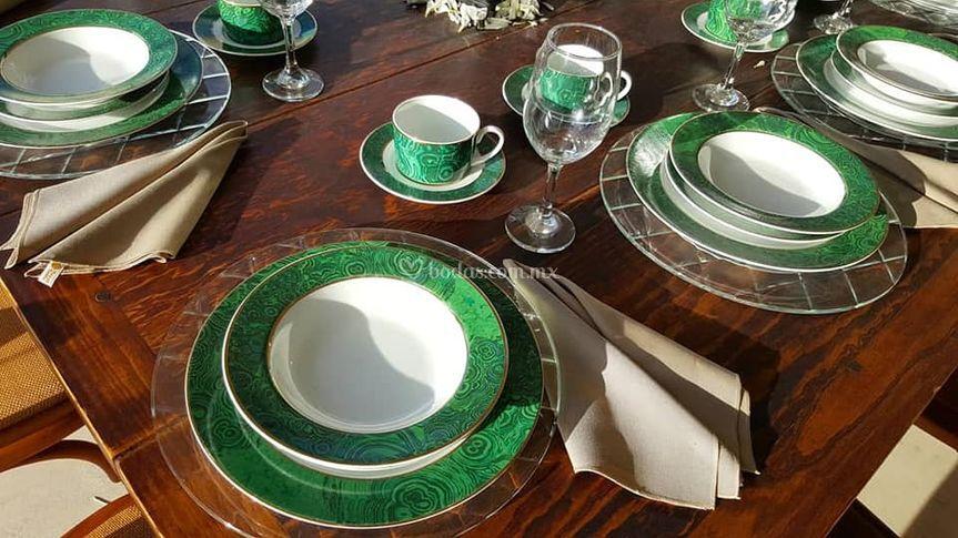 Banquetes especiales