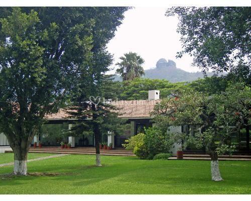 Fachada de la Villa