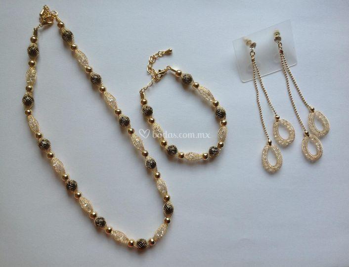 Alma accesorios for Bano de oro el yunque