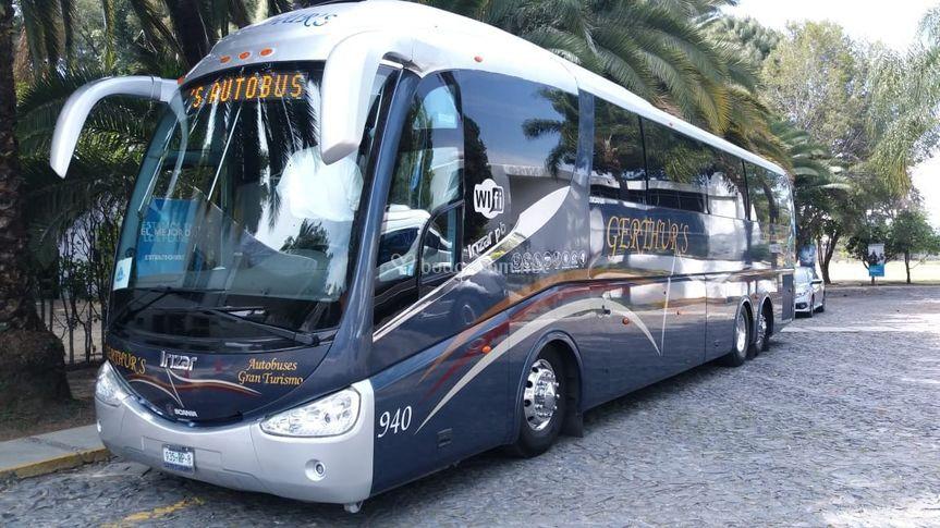 Autobús Irizar