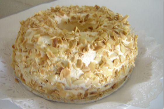 torta de maní