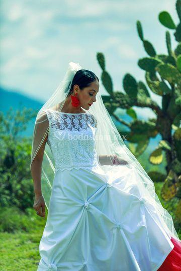 Novia mexicana