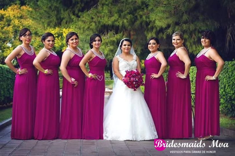 Bridesmaids Mva