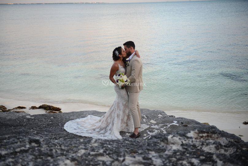 Ocean Weddings