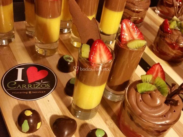 Carnaval de chocolate