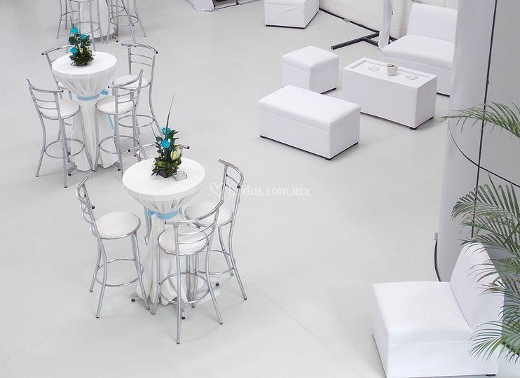 Lounge elegancia y buen gusto