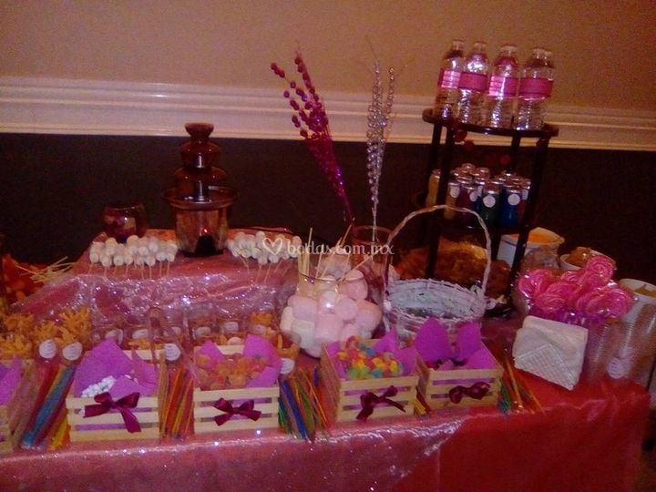 Candy bar odalis la cite